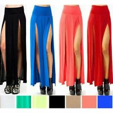 Cotton High Waist Skirts for Women