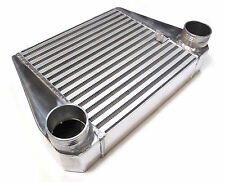 "Universal front/top mount intercooler 320mm x 300mm x 80mm 2.75"" inlet/outlet"