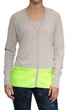 Gestreifte Damen-Pullover & -Strickware im Twinsets-Stil mit Rundhals-Ausschnitt