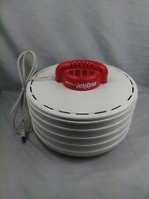 NESCO AMERICAN HARVEST JERKY XPRESS 5 SHELF FOOD DEHYDRATOR