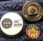 PGA Davenport C.C. Boy Scouts Pro- Am Magnetic 🧲 Poker Chip w/ Marker.