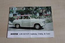 159373) Austin A30 Seven de Luxe - reprint - Prospekt 199?