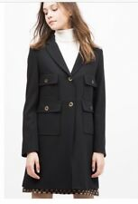 Manteau noir Neuf SINEQUANONE taille 42