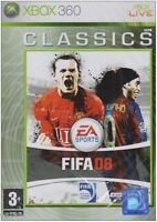 FIFA Football Soccer 08 2008 (MicroSoft Xbox 360 Classics Games PAL) New Sealed