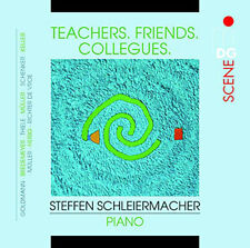 Friedrich Goldmann : Teachers. Friends. Collegues. CD (2014) ***NEW***