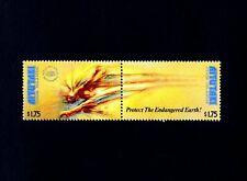 AITUTAKI - 1990 - HUMAN COMET - ENVIRONMENTAL PROTECTION ++ MINT - MNH PAIR!