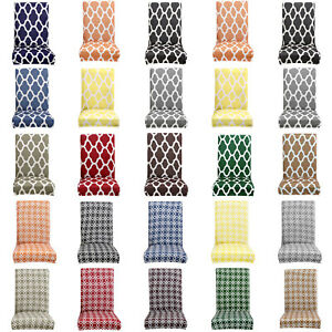 Spandex Stretch Seat Cover Wedding Banquet Chair Slipcover Case Hotel Decor Home