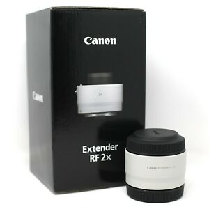 Canon Extender RF 2x - 2 Year Warranty UK NEXT DAY DELIVERY