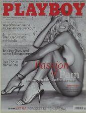 Playboy 12/07 Dezember 2007 Baywatch Nixe Pamela Anderson