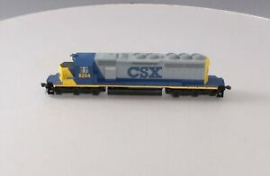 Kato 176-4806 N Scale CSX SD40-2 Diesel Locomotive #8204