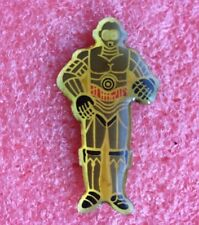 Robot droid pins c-3po droid star wars science fiction film z6po