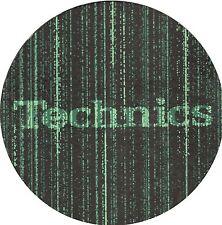 Pair Felts Anti-static Wipes for turntable Slipmats Technics Matrix