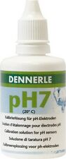 Dennerle pH7 Calibration Buffer Solution for pH Electrodes 50ml (pH 7 at 20C.)