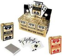 1 Mazzo Carte Copag Texas Hold'em Gold Edition Jumbo index Poker qualità Casino