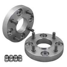 "Hub Centric 1"" (25mm) Wheel Adapter Spacers 4x100 for Mitsubishi Lancer Mirage"
