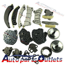 NEW Timing Chain Kit For 07-09 Buick Cadillac CTS SRX STS Saab 3.6L DOHC 24V