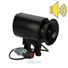 6-sounds Bike Bicycle Cylcing Super-loud Electronic Siren Horn Bell Ring Alarm