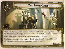 Lord of the Rings LCG - 1x #013 the Storm Comes-The Sands of Harad