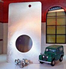 Land Rover Series 2 2a Oil Temperature Gauge Mounting Bracket & Screws 503147