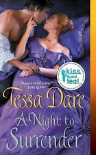 Dare, Tessa .. A Night to Surrender (Spindle Cove)