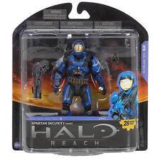 "HALO REACH Series 5 - Spartan Security Exclusive 5"" Action Figure (McFarlane)"