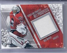 2011-12 ITG HEROES AND PROSPECTS MIKE MURPHY NET PROSPECTS SILVER JERSEY /40