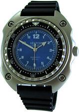 HEKTOR KOMMANDO blau Germany Herren Taucheruhr vintage design diver watch 20ATM