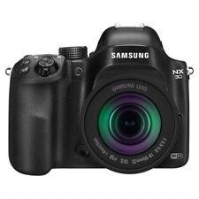 Samsung NX30 Camera with 18-55mm Lens Kit Black EV-NX30ZZBGBUS FREE SHIPPING
