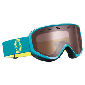 Scott Mia Women's Goggles | Black, White, Pink, Teal NEW! | 224603