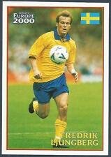 MERLIN EUROPE 2000- #069-SWEDEN & ARSENAL-FREDRIK LJUNGBERG