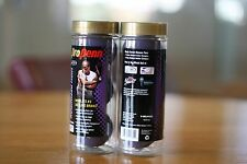 Penn Racquetball Purple Balls 2 3-ball Cans, a total of 6 balls, Hd