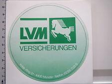 Aufkleber Sticker LVM Versicherungen Münster (2153)