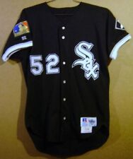 Chicago White Sox Durham 1994 Black Alternate Mlb Jersey