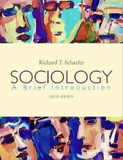 Sociology : A Brief Introduction  (6th Edition)