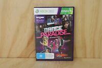 Xbox 360 Game - Dance Paradise - Box + Disc + Manual - Xbox 360 Game