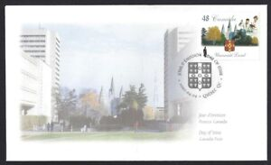 Canada   # 1942       LAVAL UNIVERSITY     Brand New 2002 Unaddressed Issue
