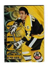 1996 Pinnacle NHL Boston Bruins All-Star Game #3 Phil Esposito