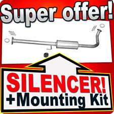 Middle Silencer HONDA HR-V 1.6 16V 4X2+4X4 5 DOORS 1999-2005 Exhaust Box DFY
