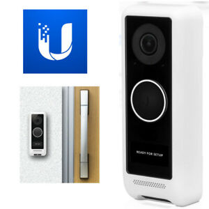 UniFi Protect G4 Doorbell WiFi Video Built In Display Two Way Talk Audio Stream