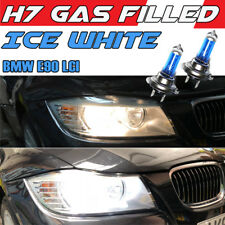 2x H7 Ultra Power White Headlight Bulbs E90 LCI halogen white 6000k