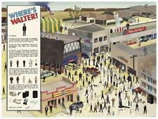 Max Dalton Where is Walt Breaking Bad Poster Print Walter White Jessie Pinkman
