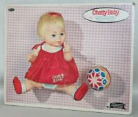 VINTAGE Whitman CHATTY CATHY BABY DOLL Frame Tray Puzzle