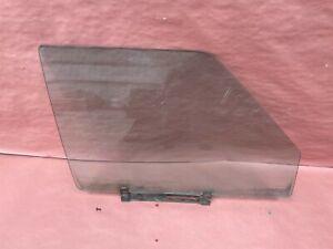 Front Right Window Door Glass BMW 530I 530 E12 OEM #78313
