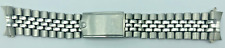 Rolex Vintage Stainless Steel Jubilee Bracelet - 20mm - GENUINE