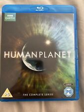 Human Planet - The Complete Series - Blu Ray