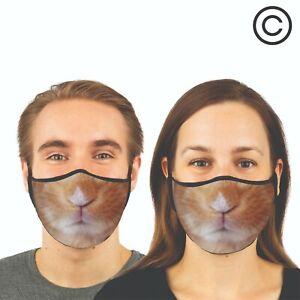 bunny couples matching face masks - couple face mask  ( 2 pcs )