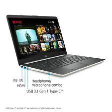 """NEW HP 15.6"""" HD Intel i3-1005G1  8GB RAM 1TB HDD Webcam BT Win 10 Laptop"""