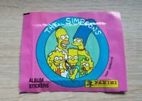 Panini 1 Tüte The Simpsons Series 1 Bustina Pack Sobres Packet Album Stickers