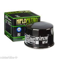 Filtre à huile Hiflofiltro HF147 Kymco 550 MXU i.e. / 700 MXU i.e.