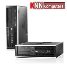 HP Compaq Elite 8300 SFF Desktops Intel i5-3470 3.2GHz 8GB Ram 128GB SSD W10P